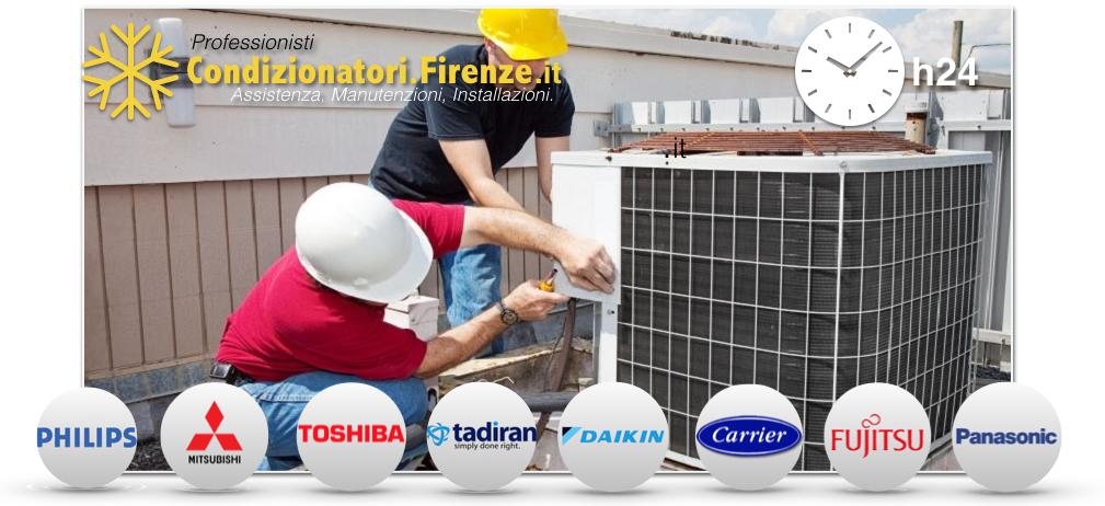 Riparazione condizionatori Toshiba Firenze