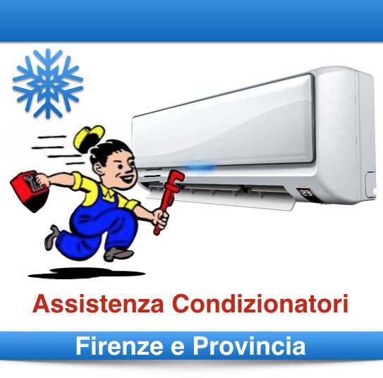 ASSISTENZA CONDIZIONATORI E CLIMATIZZATORI CASA FIRENZE